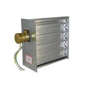 1415 zone control rectangular shutter air flow dampers for Zone damper motor repair