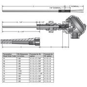 gp03 spring loaded rtd thermowell assemblies general purpose images
