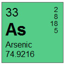 Arsenic (As) Compounds