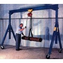 Heavy Duty Adjustable Height Steel Gantry Crane