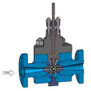 CONTROL AND BLOCK VALVES