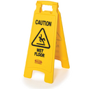 Floor Safety Signs - Rubbermaid