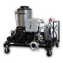 Super Fury Propane-Fired Hot High Pressure Washers (Steam Optional)