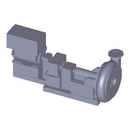 Pumps CAD Models