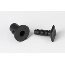 Two Piece Plastic Fasteners