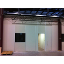 Custom Demountable Partition Systems