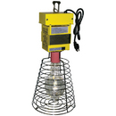 Bay Lite - 250 &amp; 400 Watt Metal Halide Pulse Start Temporary Light Fixture