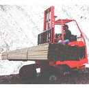Piggy Back Truck Mounted Forklifts