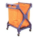 Multi-Purpose Laundry Janitorial Cart