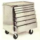 Tool Cart - Stainless Steel