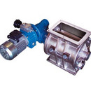 RVS/C Bare Shafted Rotary Valves