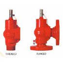 Taylor Valve Series 8200/8300 Relief Valves (Flanged & Threaded)