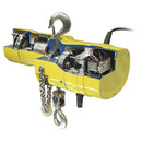 Figure 9-7a. Electrical Control Units (3 Phase Single Speed Hoists, Paddle Limit)
