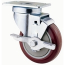 Top Plate Swivel Casters | Industrial Casters 135-220lb | Institutional replacement casters | Wheels rollers