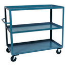 Heavy Duty Stock, Maintenance and Utility Truck- Stock Cart 3 Shelf
