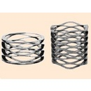 Crest-To-Crest Springs – Flat Wire Compression Springs – C Series