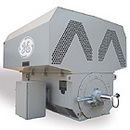 GE Pegasus™ MHV Medium Voltage Weather Protected II Motors