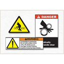 Custom Hazard Label and Decal Manufacturing Services