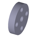 Flanges CAD Models