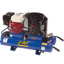 J-Air- Single Stage Gas Air Compressors