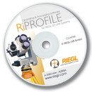 RiPROFILE Operating and Processing Software