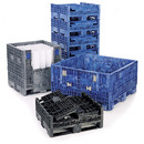 Returnable Containers, Pallets, and Top Caps