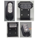 Surface-Mount HIGH IMPACT LED Warning Lights