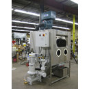 Standard Manual & Custom Semi-Automated Vaqua Wet Blasting System Manufacturing
