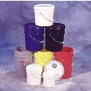 Open Head Plastic Pails