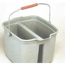 Double Bin Cleaning Bucket