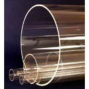 Clear Fused Quartz Tubing