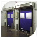 STAINLESS STEEL M2 High Speed Door
