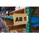Warehouse Aisle Sign Kit