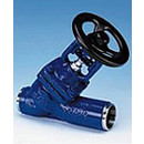 ARI-FABA&amp;#174; Plus Stop Valves Y-Pattern- PN 40 Bar with Butt Weld Ends