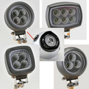 High Power LED Work Lamps