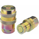Flat Face, No-Spill, Drybreak, Push-to-Connect Hose Coupling - Snap-tite 71 Series