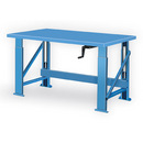 Steel Top Hydraulic Benches