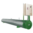 SHE Suction Oil Heater - Electric Type