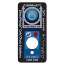 ColdMark2 Temperature Indicator