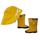 Rain Hats &amp; Boots