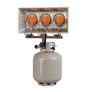Portable Propane Radiant Heaters - HeatStar