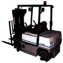 Sidewinder Omni-Directional Lift Truck (ATX-3000) Look for Video