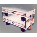 Knock Down Baggage/Cargo Cart - WASP, Inc.