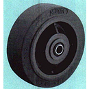 Albion Soft Rubber Caster Wheels XS/XR Series