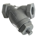 "Carbon Steel/Stainless Steel NPT/Socket Weld ""Y"" Strainer - Class 600"