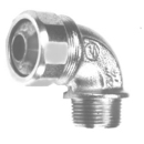 90&amp;#176; Angle Strain Relief Cord Connectors