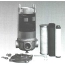 Combination Fuel Monitor/Filter Water Separator