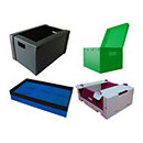 Corrugated Plastic Containers