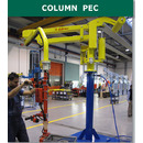 Partner Equo® Pneumatic Manipulator - Column Mounted - PEC