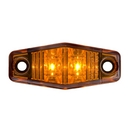 Marker/Clearance Light Two Wire Mini Sealed LED